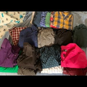 Other - Shirt Bundle, 21 in total